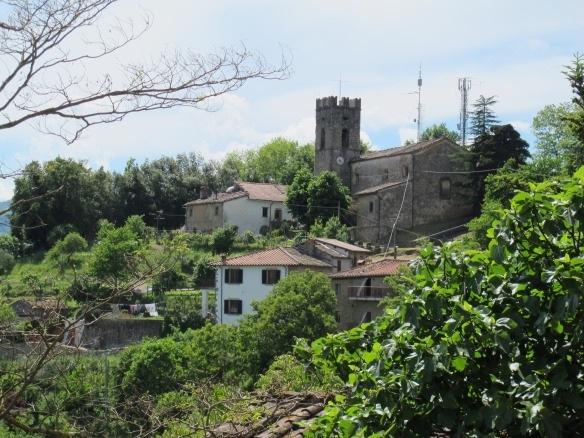 The villages of bagni di lucca bella bagni di lucca - Bagni di lucca ...