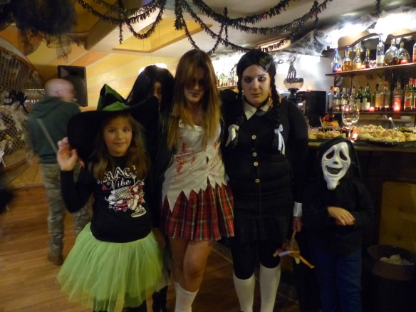 Halloween Bar Italia
