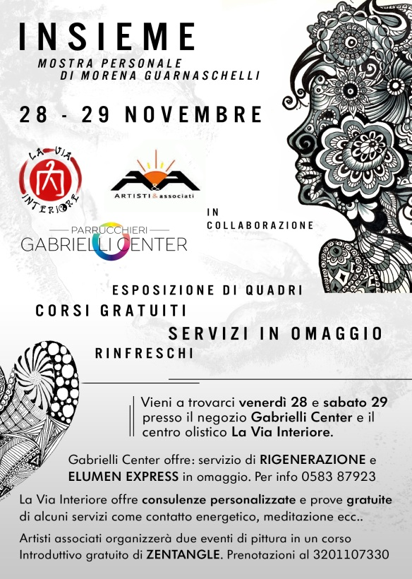 Morena Guarnascelli exhibition