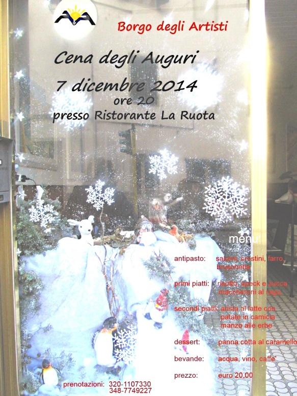 Borgo degli Artisti event