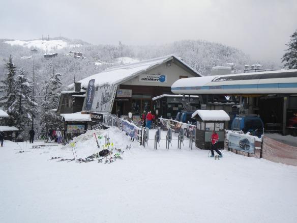 Ski lift Abetone