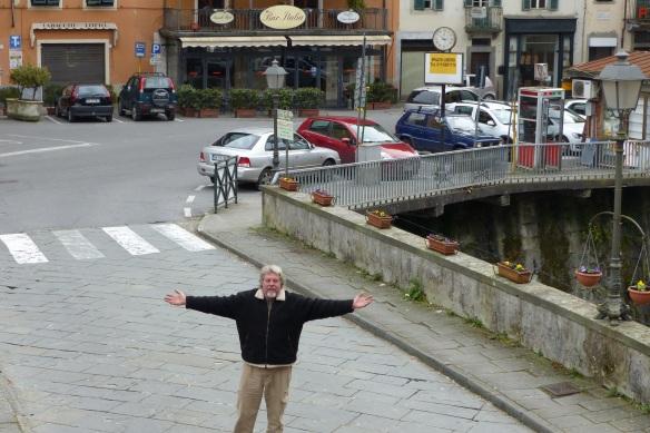 Paul at Ponte