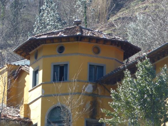 Villa Ada damage