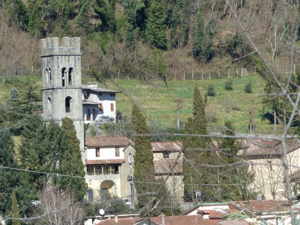 Church in Corsena