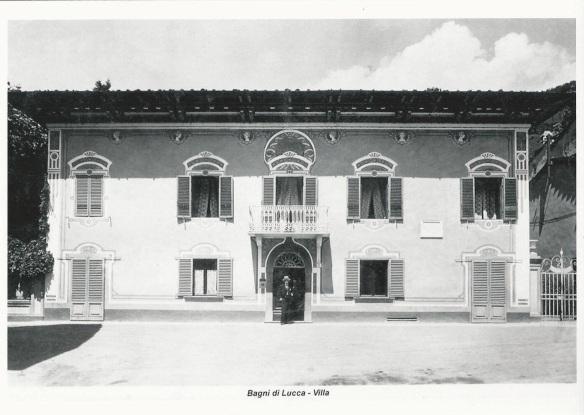 Art Nouveau house La Villa
