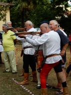 Crossbow competition Bagni di Lucca