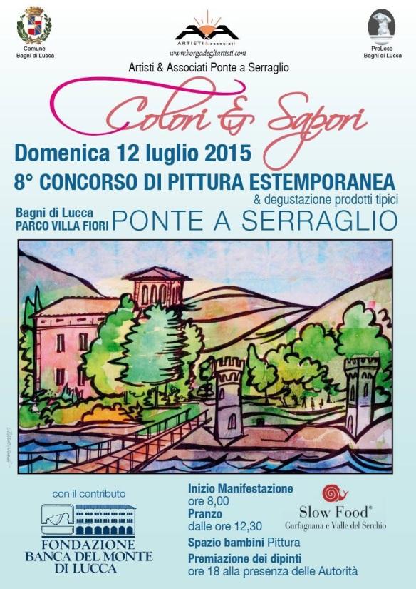 Borgo degli Artisti art competition