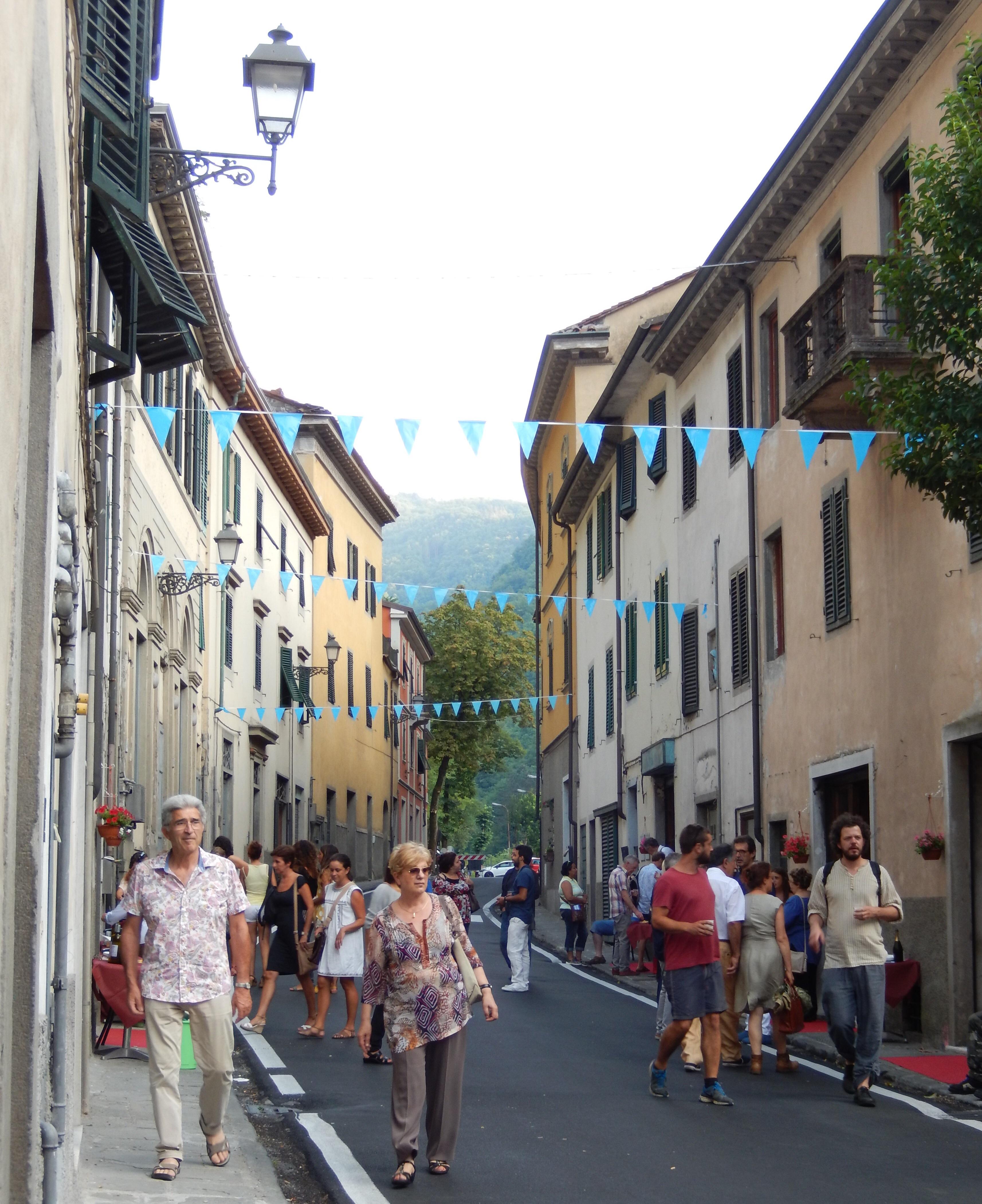 Bagni Di Lucca Art Festival