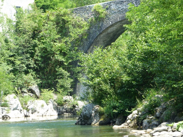 Casoli bridge