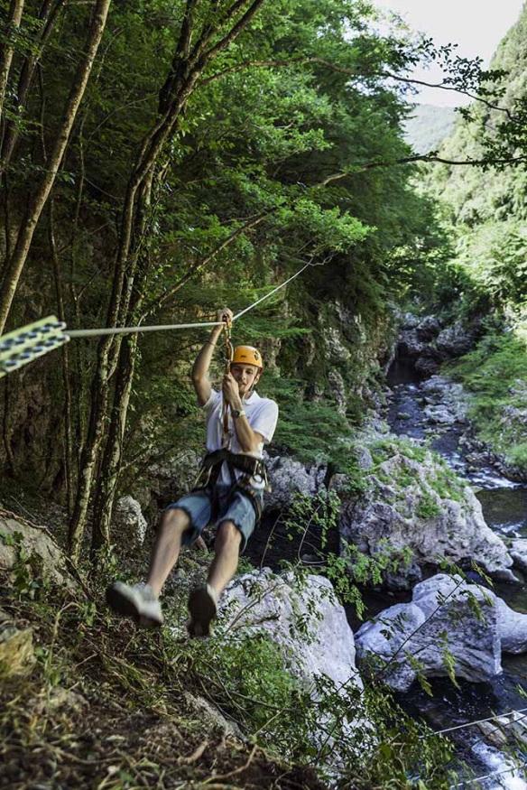 Adventure Park Bagni di Lucca