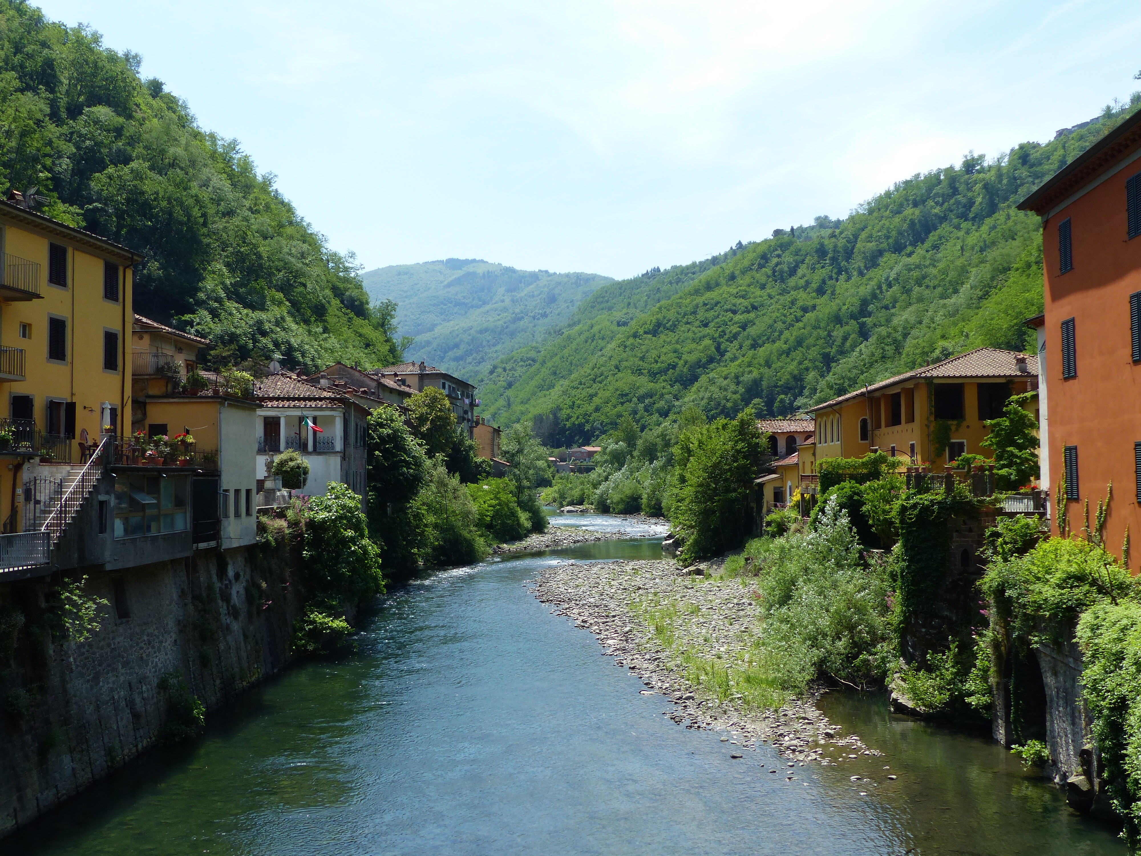 Summer in ponte a serraglio bella bagni di lucca - Bagni di lucca ...