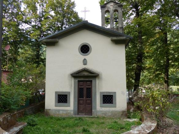 Ponte chapel