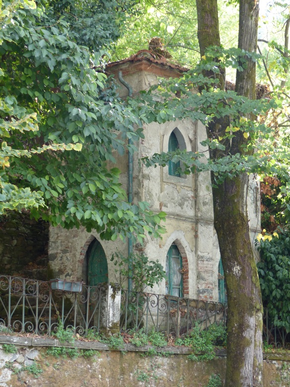 Little tower Ponte a Serraglio