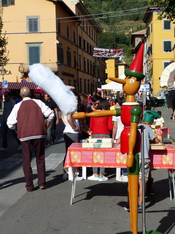 Pinocchio festival Bagni di Lucca
