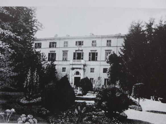Elisa Baciocchi's house