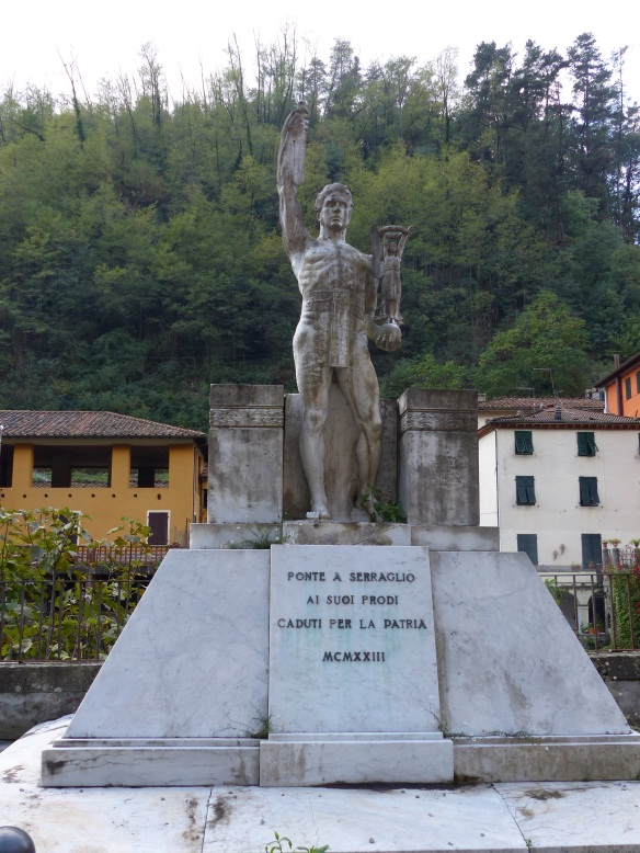 I Caduti Ponte a Serraglio