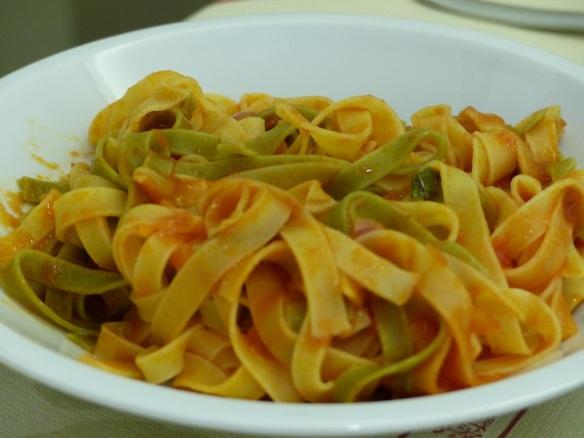 Pasta Trattoria Borghese