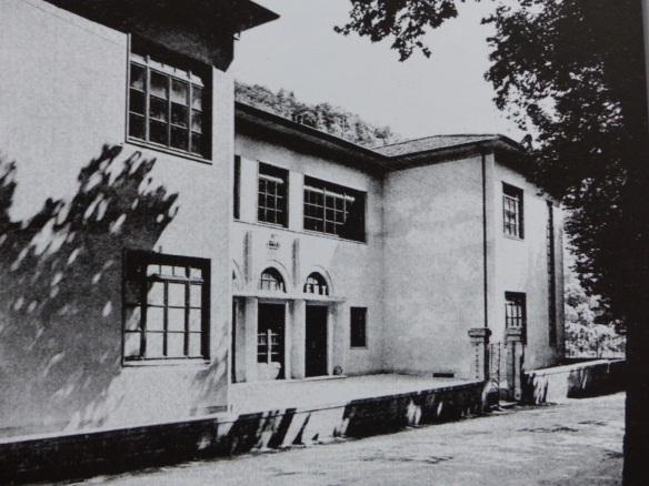 Old school Bagni di Lucca