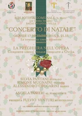 Local events Bagni di Lucca
