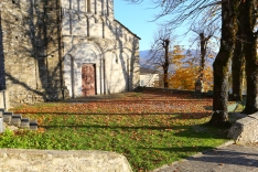 autumn in San Cassiano