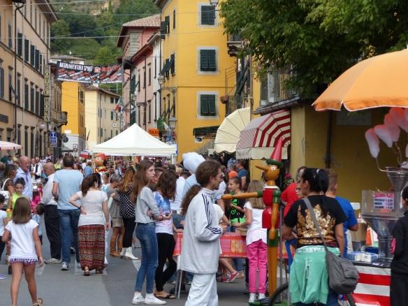 Pinocchio festival La Villa