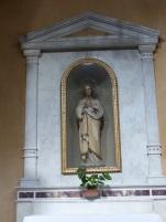 Ponte a Serraglio church