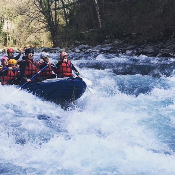 Aguaraja rafting