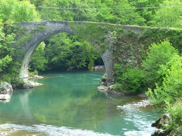 Ponte Maggio Bagni di Lucca