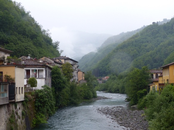 Bagni Di Lucca rain