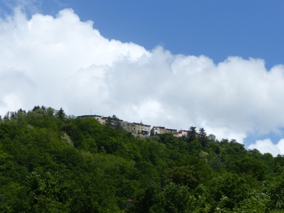 Sala view of Casabasciana