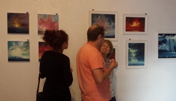 Moe Rocksmoore exhibition