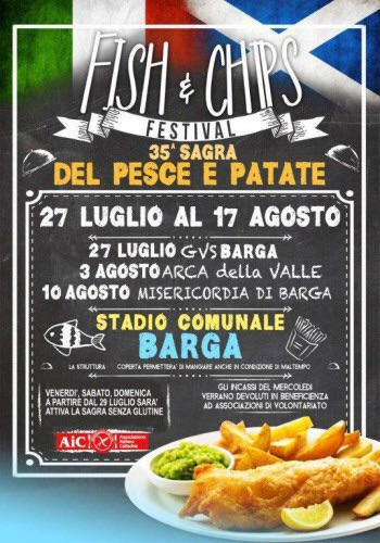 Barga fish and chips