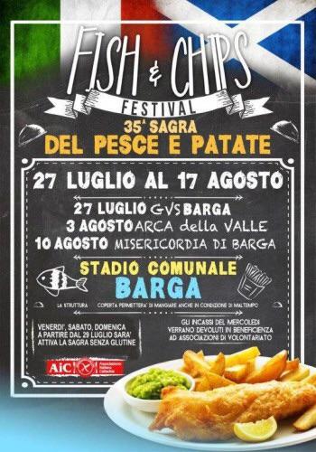 Barga fish and chips