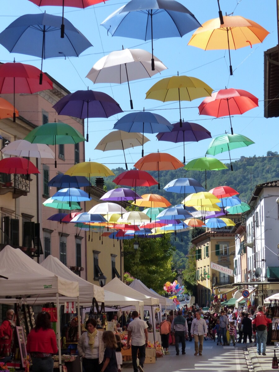 Bella Bagni di Lucca | A beautiful village in Tuscany | Page 20