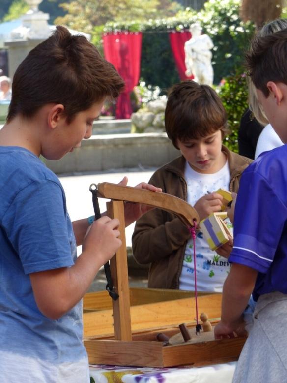 Pinocchio Bagni di Lucca