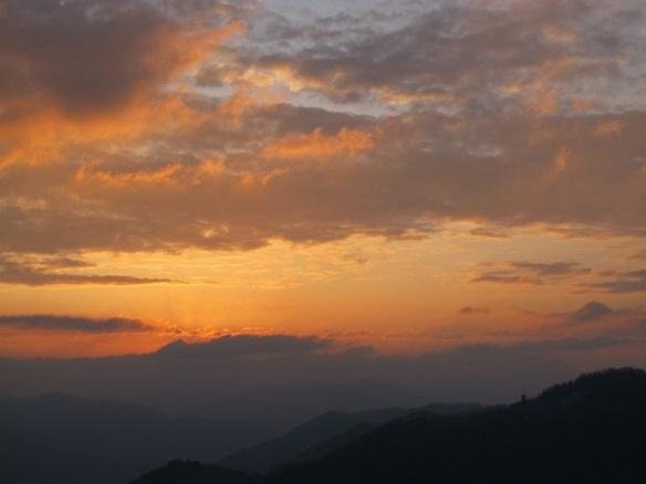 Casabasciana sunset