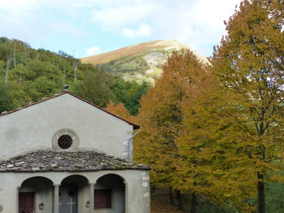 Bagni di Lucca autumn