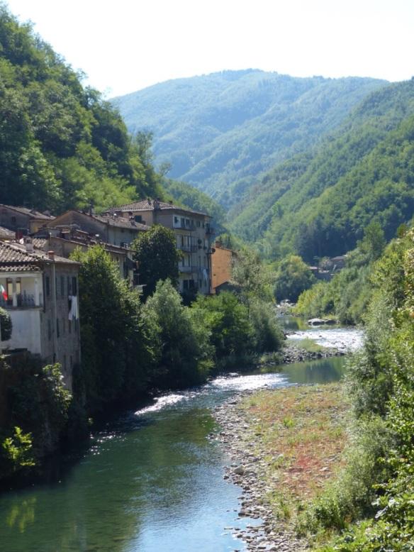 Ponte a Serraglio.