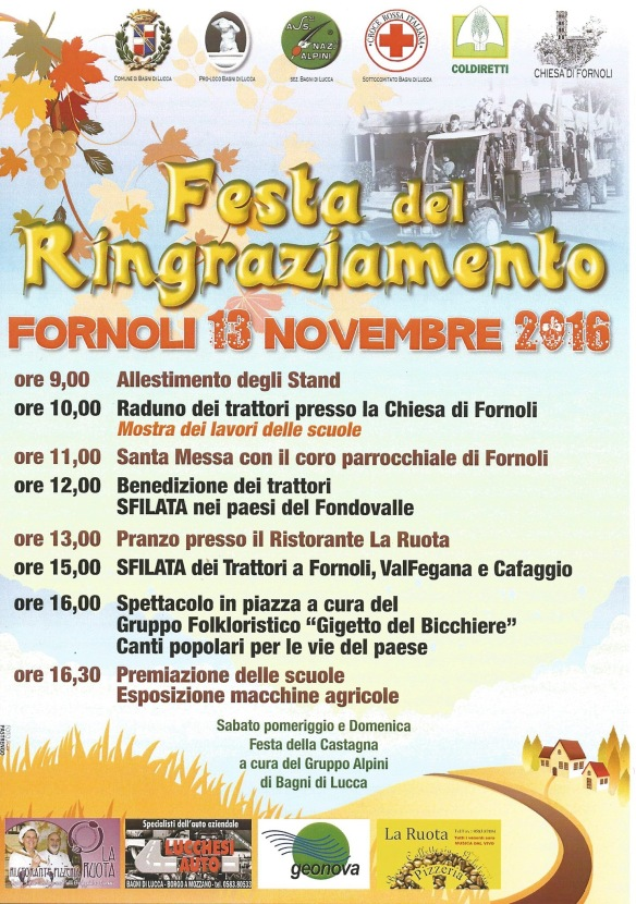 Fornoli event