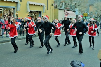 Santa festival