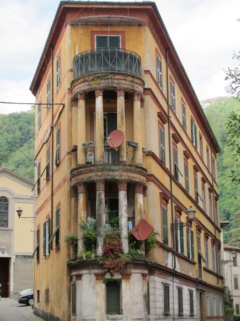 Then and now…Hotel de Russie | Bella Bagni di Lucca