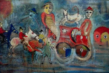 Art in Vico Pancellorum