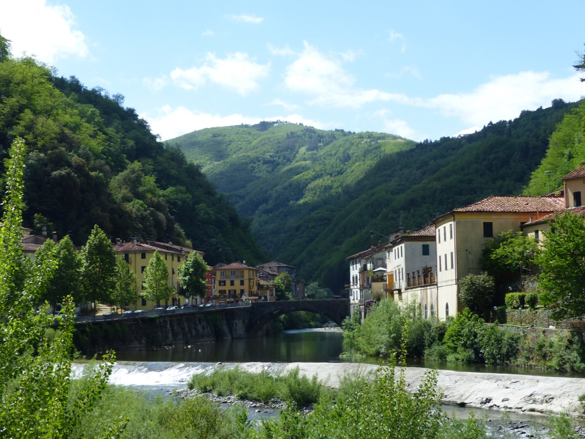 The Villages Of Bagni Di Lucca