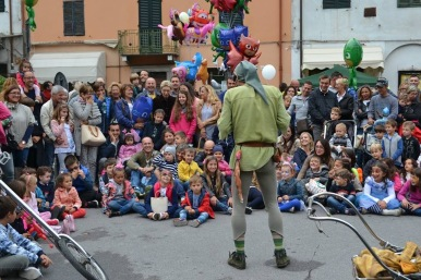 Pinocchio festival