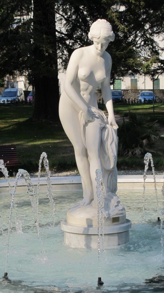 Fountain La Villa