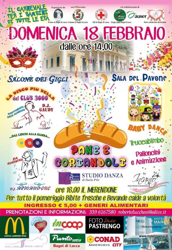 Carnevale Ponte a Serraglio