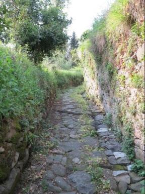 Mule trails Bagni di Lucca