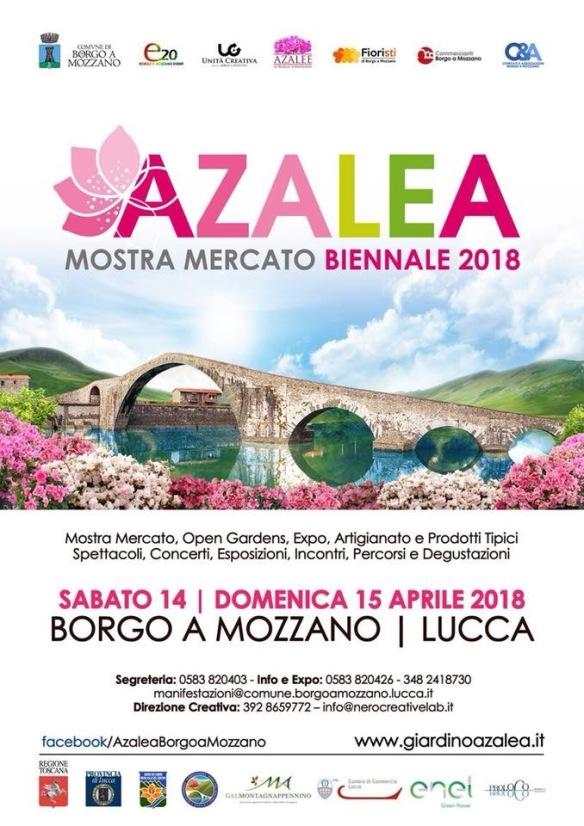 Azalea Festival Borgo a Mozzano