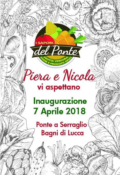 Fruit shop Ponte a Serraglio