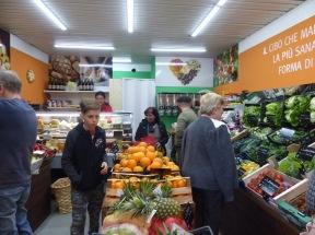 Fruit shop Ponte